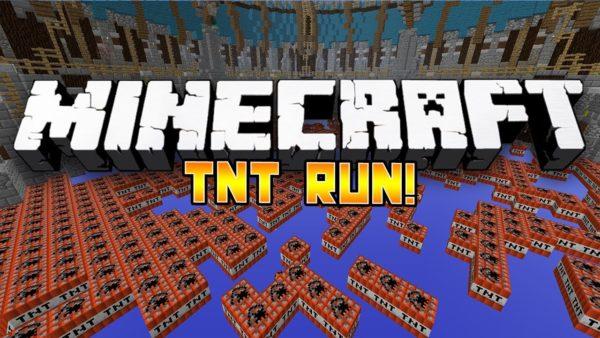 Сервера TNT RUN