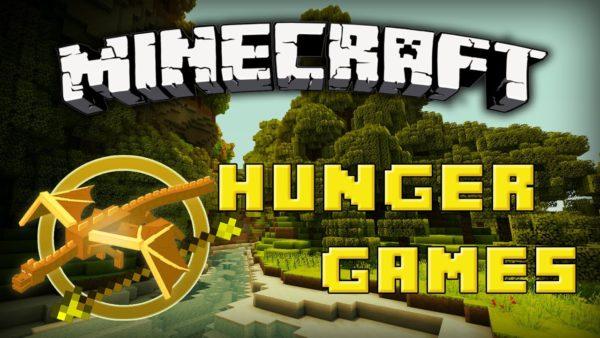 Сервера Майнкрафт ПЕ с голодными играми