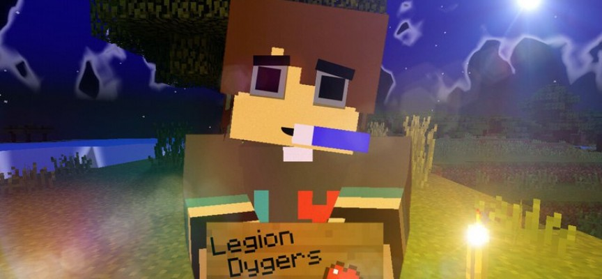Сервер для выживания Legion-Dygers