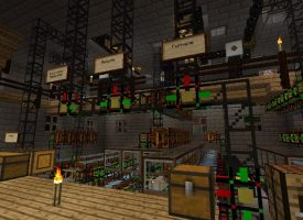 1. 7. 10][client+server] industrialaether version 2 — построй свой.
