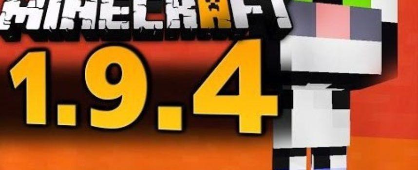 Скачать сервер майнкрафт 1.9.4