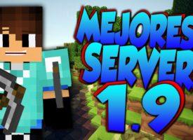 Сервера майнкрафт 1.9.1