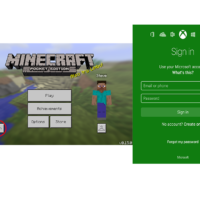 Realms для Minecraft Pocket Edition/Windows 10 Edition Beta