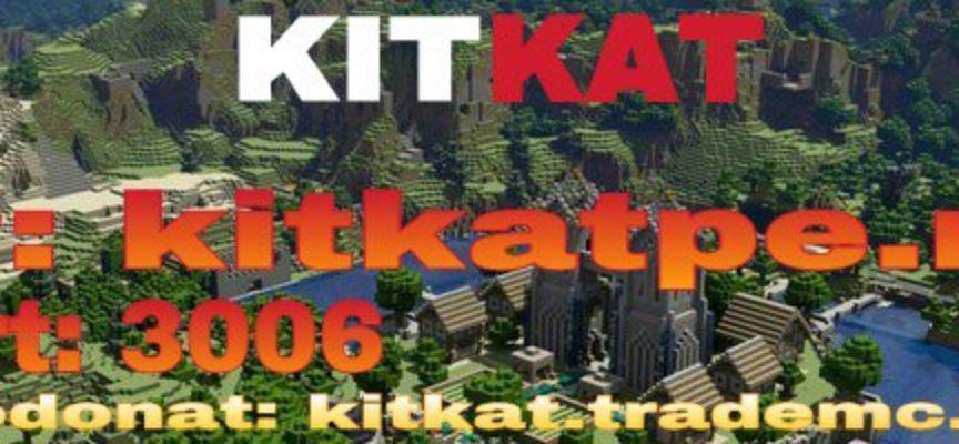 KitKat сервер