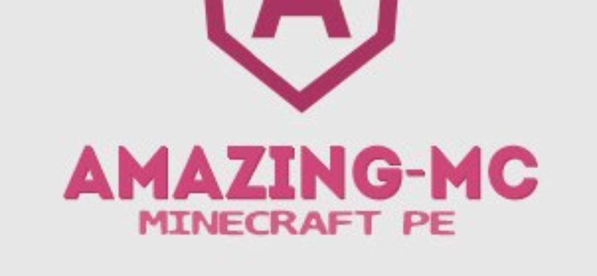 Minecraft сервер MC:PE Amazing-MC