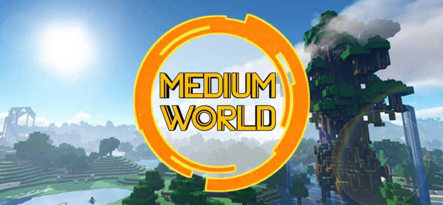 Игровой сервер MediumWorld MCPE 0.15.10
