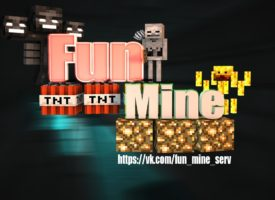 Сервер Survival Fun-Mine