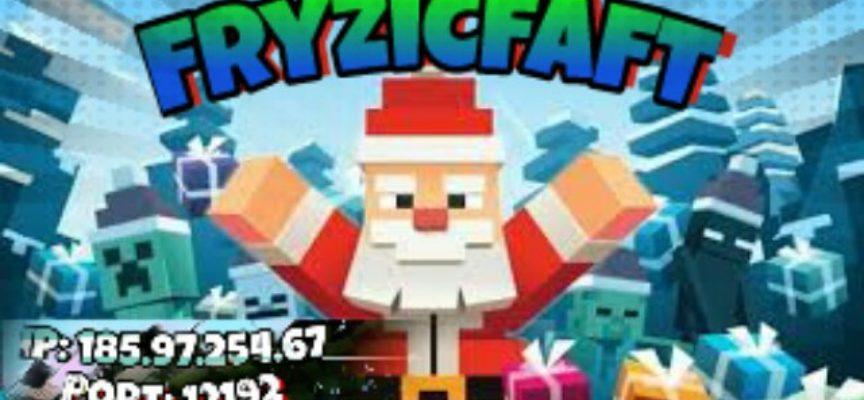 FryziCraft сервер Minecraft PE