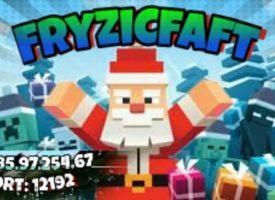 Minecraft PE server ФрузиКрафт