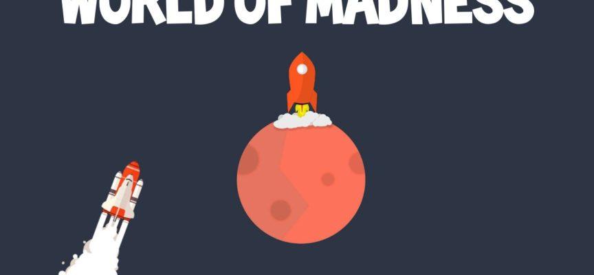 Сервер Minecraft PE — World of Madness