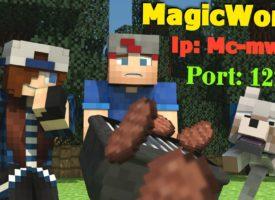 Magic World — стабильная игровая площадка на 1.0.0 — 1.0.3