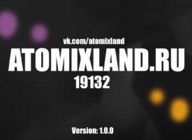 Сервер MCPE — AtomixLand 1.0.0
