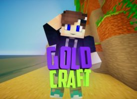 Сервер GoldCraft MCPE 1.0.3