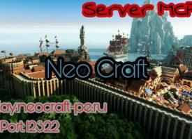 Сервер NeoCraft 1.0.x