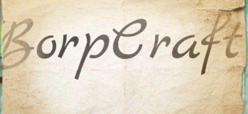 BorpCraft 1.0.0 — 1.0.2