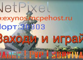 МКПЕ Сервер NetPixel