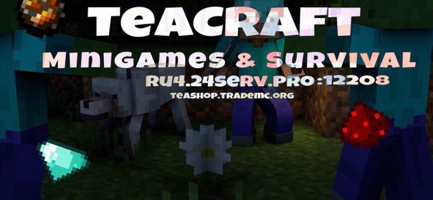 Сервер TearCraft 1.0.5+