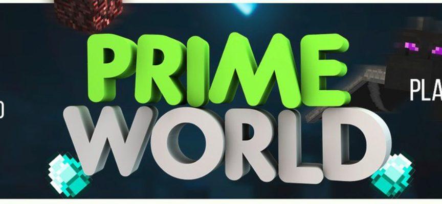 ~ PrimeWorld ~ Mini-Games & Survival
