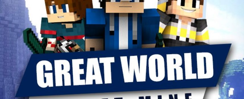 Сервер GreatWorld 1.0.5 — 1.0.7