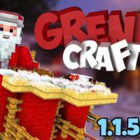 GRENDYCRAFT  Сервер для Майнкрафт ПЕ 1.1.5-1.1.7
