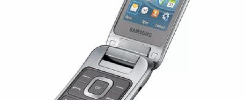Кнопочный телефон Samsung C3592 с мощным аккумулятором